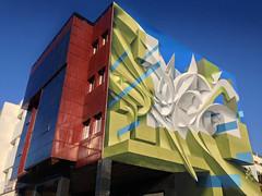Jidar Festival (peeta graffiti) Tags: streetart art graffiti 3d morocco marocco fx rwk 2016 ead peeta treedimensional jidarfestival