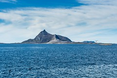 Helgelandskysten Norway (Einar Schioth) Tags: sea summer sky cloud mountain mountains nature water norway clouds canon landscape coast norge photo day outdoor ngc picture shore nationalgeographic helgeland helgelandskysten einarschioth