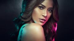 Nathalie Hayashi (brymanaloto) Tags: lighting portrait sexy beauty fashion closeup asian nikon photoshoot philippines dramatic headshot bm filipina cinematic exclusive metromanila colorgrading weshootpeople nathaliehayashi maryletim nikond610 brymanaloto markybuenaobra