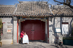 _DSC2999.jpg (Snorre Moen) Tags: china street haircut beijing hutong kina 2016 huhai