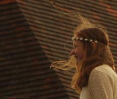 Portrait (Natali Antonovich) Tags: portrait smile seaside mood profile oostende seashore seasideresort belgiancoast seaboard