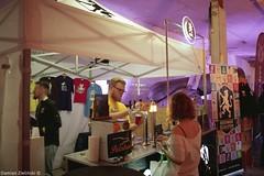Pozna - Beer & Food Festival 2016 - Browar Szapiw (damianziel) Tags: pentaxmv fujicolorc200 analog analogue pozna poznan pentax soligor primelens manualfocus fujifilm fujicolor