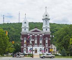 Venango County Courthouse... (tbower) Tags: history architecture geotagged nikon raw pennsylvania coolpix nrw courthouse cs6 p330 venangocountypennsylvania uscchpavenango