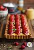 IMG_9388_exp (Helena / Rico sin Azúcar) Tags: strawberry berries vanilla tart tarta fresas pastrycream vainilla cremapastelera