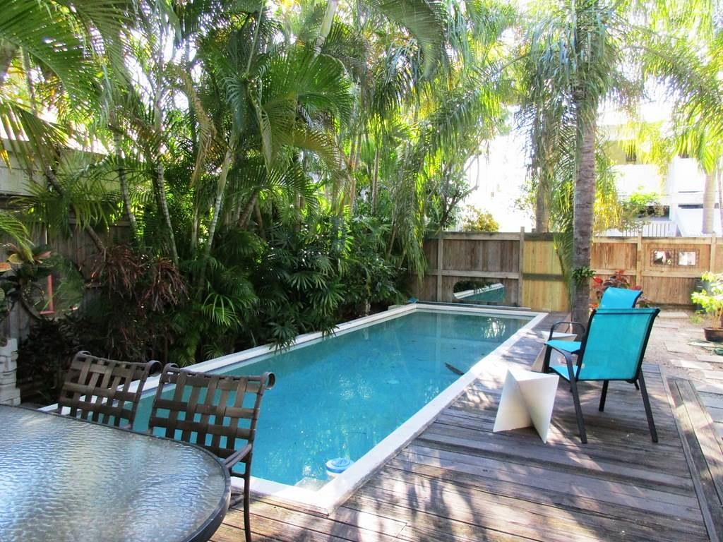 tropical casita hidden monthly rental key west vacation center