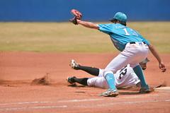 _DSC1628 (Manjhou) Tags: up sport set nikon baseball sigma kaohsiung pitcher position batter 70200mm   pickoff   tainwan         d7200