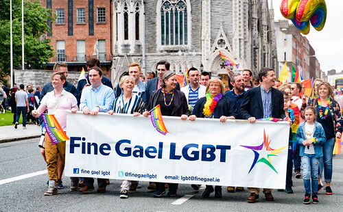 PRIDE PARADE AND FESTIVAL [DUBLIN 2016]-118070