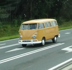 22-YD-02 Volkswagen Transporter kombi 15raams 1973 (Wouter Duijndam) Tags: volkswagen 1973 kombi transporter 15raams 22yd02