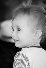 smiling (Andrea Zille) Tags: sardegna monteirveri golfodiorosei calagonone ritratti portraits visi bimbi volti primipiani espressioni bambini