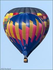 I Count Two Balloons (Ed.Stockard) Tags: balloons washington winthrop hotairballoons methow methowvalley