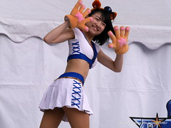 diana Kazuki (zaki.hmkc) Tags: baseball cheer kazuki  diana2014 diana denabaystars