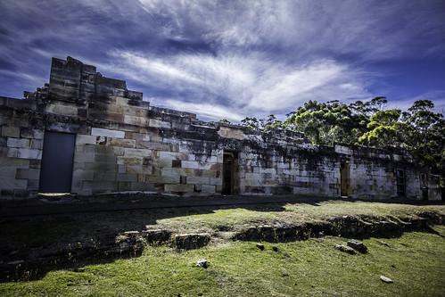 Saltwater River Coal Mines Historic Site #2. Tasman Peninsula
