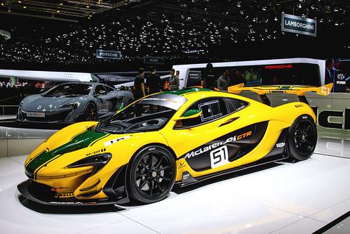 P1 GTR.