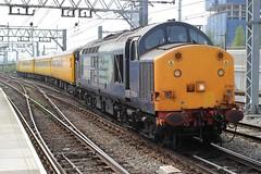 Got ya , at last ! (AndrewHA's) Tags: london station train diesel railway loco class east locomotive 37 stratford type3 1q05 englishelectric 37007 37506 37604 testtrain d6707