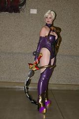 1475 - Sakuracon 2006 (Photography by J Krolak) Tags: costume cosplay ivy masquerade soulcalibur sakuracon sakuracon2006 ivyvalentine