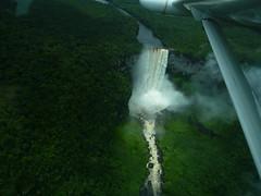 View Above Kaeiteur Falls