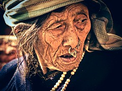The Old Nepali... (Jerry Tremaine Photography) Tags: old nepal woman asia skin kathmandu rubyphotographer platinumbestshot