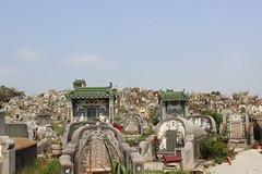 Friedhof in Anping
