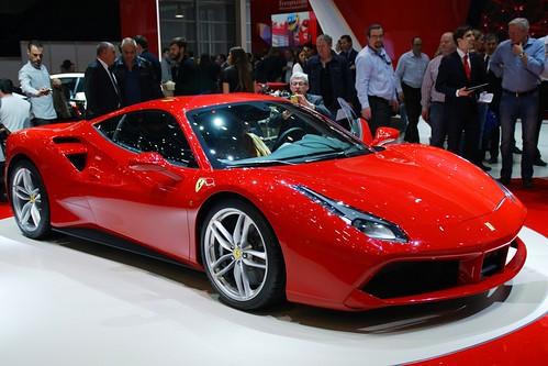 Ferrari F488 GTB