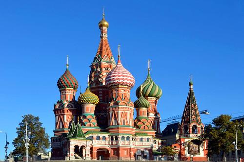 Храм Василия Блаженного / Saint Basil's Cathedral ©  ruscow