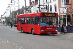Arriva Midlands 2171 LF52URZ (Andy4014) Tags: bus london dart arriva hinckley arrivamidlands