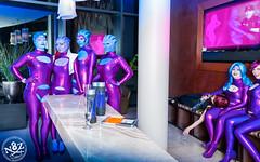DSC_0693 (N8Zim) Tags: cosplay seatte asari masseffect azures afterlifeclub eccc2015
