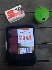 Barbecue de Kangourou