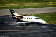 Embraer Phenom EMB-500, N289RZ (Mike@YVR) Tags: canada vancouver michael nikon aircraft aviation jets airline 100 helicopters yvr phenom d800 embraer cyvr businessjets emb500 mcholm mikemcholm holisteraviationllc