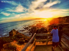 Sunset Dreams of Love it Seems (laos.niko) Tags: ocean travel sunset art love beach photography waves peace adventure explore create coloursoflove gopro hero4 begreat