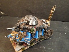 Warhammer Empire Steam Tank (4) (RJ_Payne) Tags: empire warhammer knight steamtank valten demigryphs