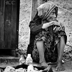 Waste waiting time (JKIRIX) Tags: world original blackandwhite bw white black asia faces expo noiretblanc iphoto dans natgeo 2011 cambodgia converti laoscambodge