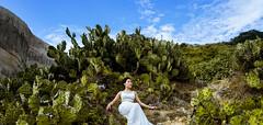 (Yssi Chen) Tags: sky woman plant girl beautiful photography photo model ruins heaven taiwan human  wonderland      sonya7