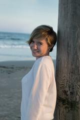 Starting Summer (Art Sarnese Photography) Tags: ocean summer portrait beach 35mm newjersey nikon bokeh nj depthoffield shore jersey oceancity southjersey ocnj nikond3300 d3300 afsdxnikkor35mmf18g