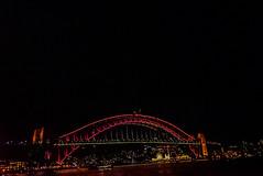 DSC01100 (Damir Govorcin Photography) Tags: bridge zeiss harbour sony sydney vivid 2016 1635mm a7ii