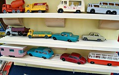 vintage toy cars (holiday_jenny) Tags: park sea vintage spring nj historic og asbury antiques jerseyshore fleamarket oceangrove 2016 tenthouses