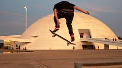 Skate Jump! (Andr Felipe Carvalho) Tags: museu skate repblica