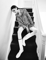 Bit Like Twiggy 6 (michaelsandersstudio) Tags: london fashion model twiggy canon5dmark3
