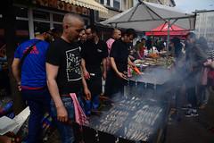 BBQ (DST_7470) (larry_antwerp) Tags: food fish belgium belgi bbq barbecue antwerp vis  antwerpen borgerhout        sardien borgerrio