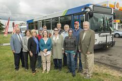 Aurora-Donald Interchange (OregonDOT) Tags: i5 legislature interstate5 woodburn legislators oregondot willamettevalleyi5corridortour