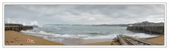 Plage du Fort - Socoa - Cote Basque (TIAREE64) Tags: fort vagues plage artha baie digue saintjeandeluz socoa robsphotos tiaree64
