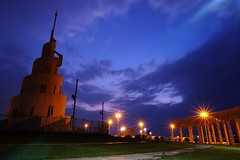 (Yosuf Kuwail) Tags: night photography iso100 exposure sony exposurenight f3556 1650mm exposurephotography lce6000 sonyilce6000