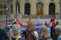 DSC_4100 (Nei til EU) Tags: stortinget eus 2016 demonstrasjon finanstilsyn