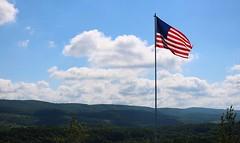 20160607090335_IMG_2097 (arielandrew) Tags: american flag americanflag red white blue glenlyon canon eos 750d rebel t6i