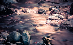 Mercury River (Yezrael Prez) Tags: longexposure rio spain nikon seda lightroom exposicin canseco largaexposicin nikonphotography leonesp nikond7200