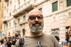 Roma Pride 2016 19 (blu69) Tags: roma gay pride 2016 italia italy rome orso bear beard