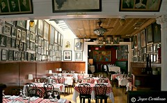 The Victor Cafe' also known as Adrian's in the movie Creed. (TravelsJ19) Tags: philadelphia restaurant italian sylvester rocky philly stallone victorcafe