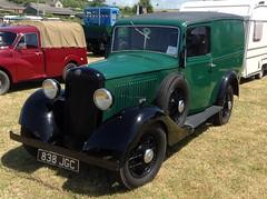 Bedford Van (1933) 1500cc (andreboeni) Tags: commercial van lorry british classic vans fourgon classique fourgons oldtimer retro auto bedford vauxhall vehicle