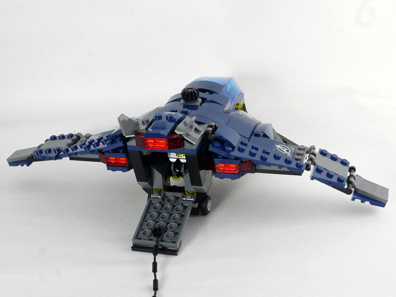 76051 Super Hero Airport Battle