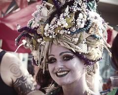 sea worthy (BW3200) Tags: brooklyn coneyisland mermaidparade olympusem5 garryvelletri