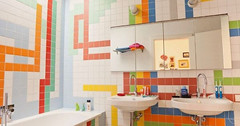 Cool Ceramic Tile Bathroom Designs which is sorted within... (jhonstevans) Tags: home bathroom design designs decor ideas